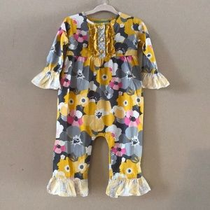 Cuties baby girl outfit